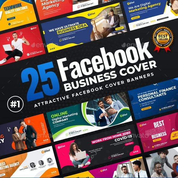 25 Facebook Business Cover Banners