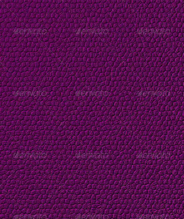 Purple Leather Texture - Fabric Textures
