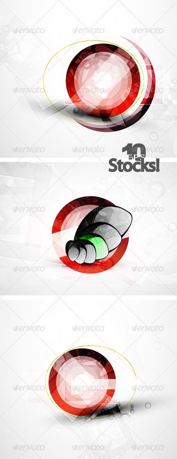 Abstract Vector Backgrounds - Abstract Conceptual
