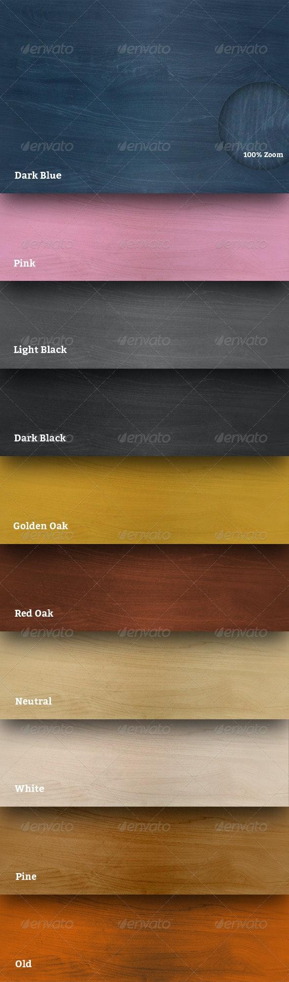 10 Tileable Wood Textures Photoshop Patterns - Wood Textures