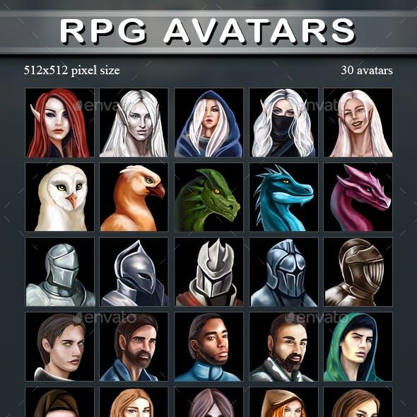 RPG avatars