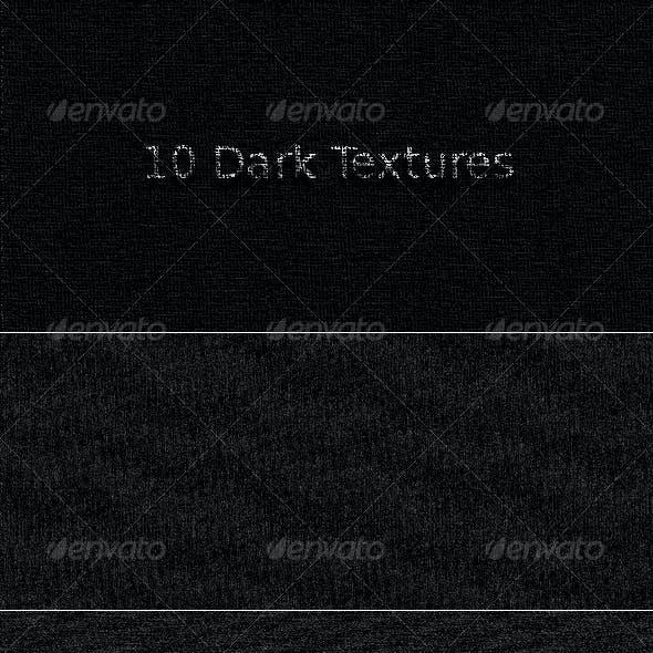 10 Dark Textures