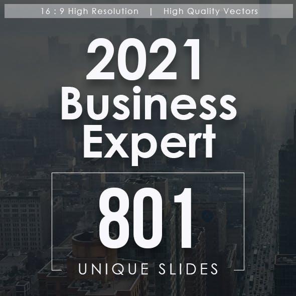 2021 Business Expert Powerpoint Templates Bundle
