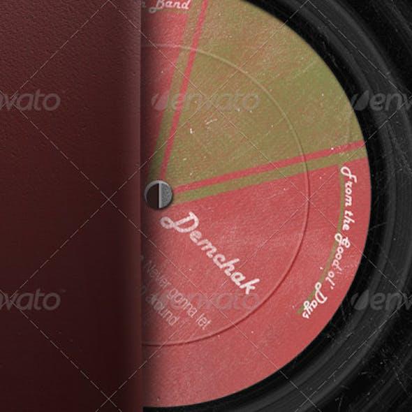 Vinyl Record with Sleeve