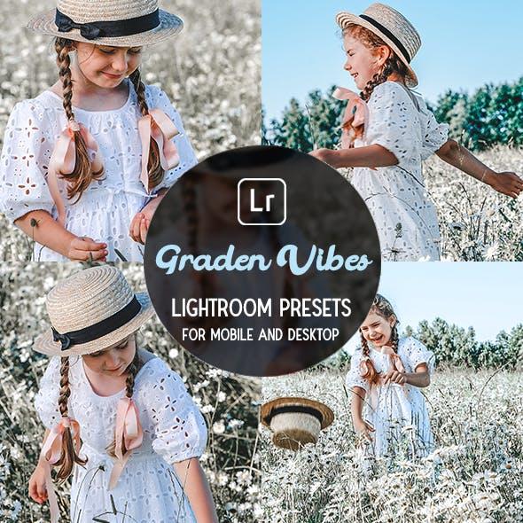 Garden Vibes - Lightroom Presets