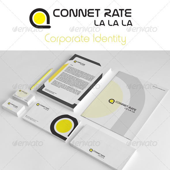 Connet Corporate Identity Package