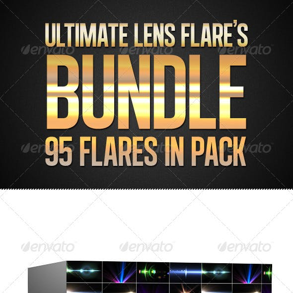 Ultimate Lens Flares Bundle