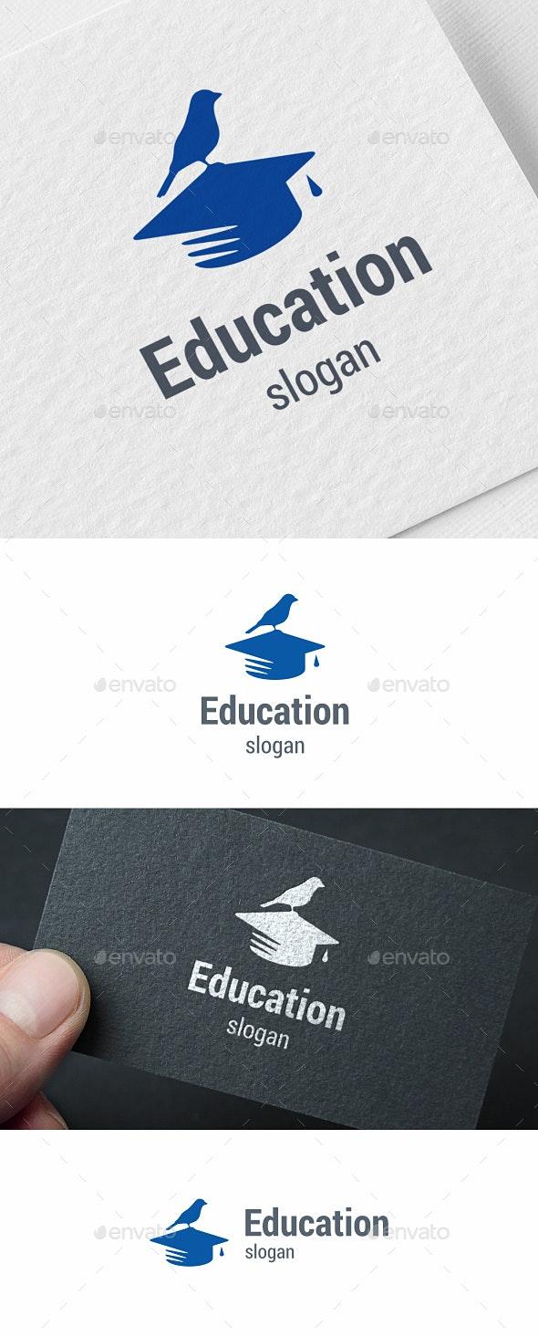 College Education Logo - College Logo Templates