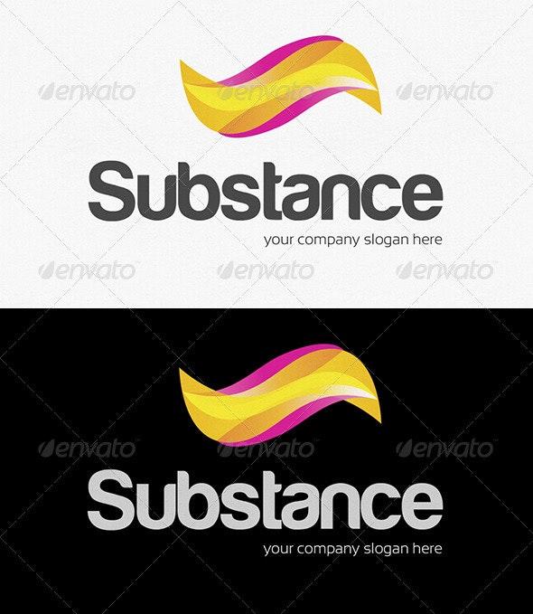 Substance Logo - Abstract Logo Templates