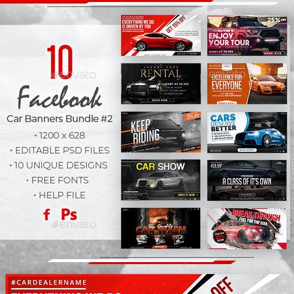 Facebook Car Banners