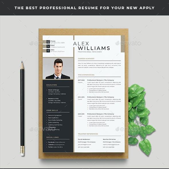 Resume/Word