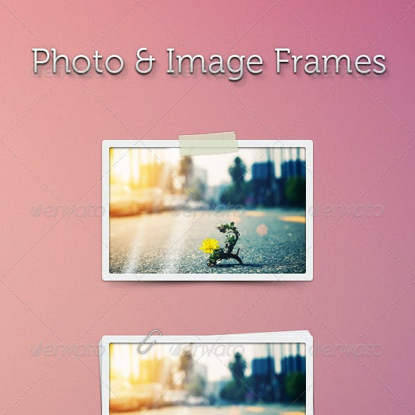 Photo & Image Frames