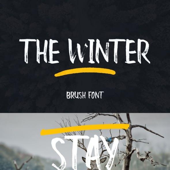 The Winter Brush