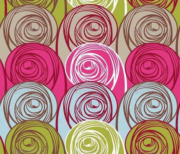 Decorative Seamless Pattern - Patterns Decorative