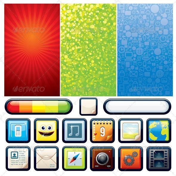 Funky Phone Kit - Communications Technology