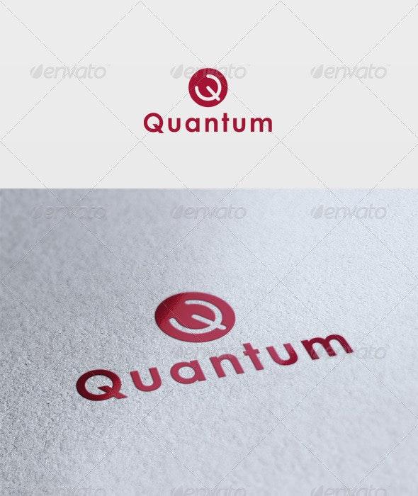 Quantum Logo - Letters Logo Templates