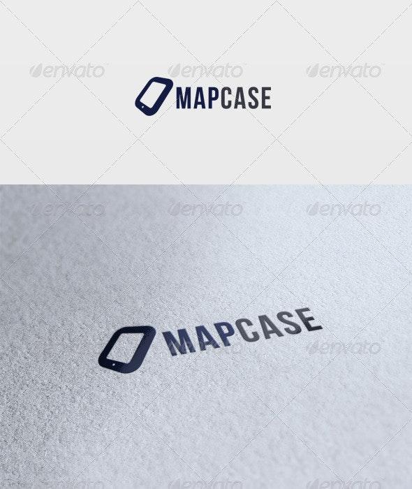 Mapcase Logo - Vector Abstract