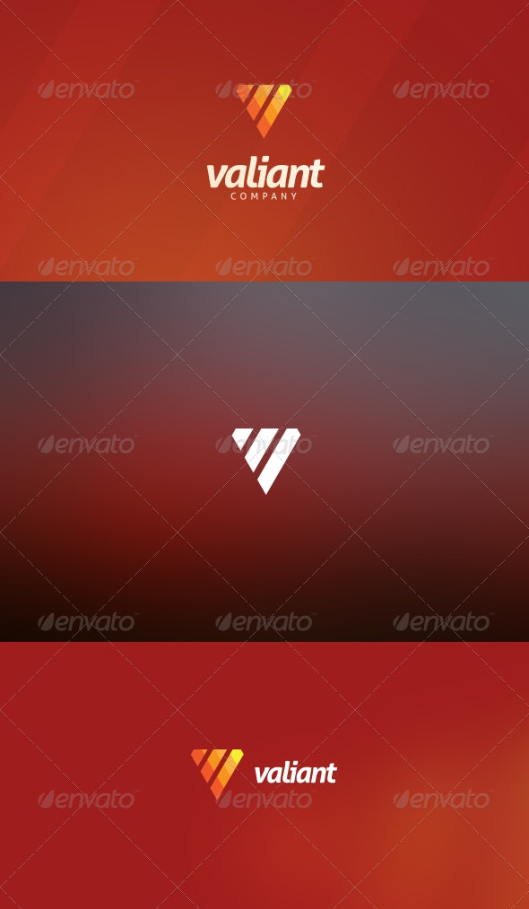Valiant - Letters Logo Templates