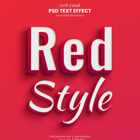 13 Photoshop Text Effects - Luxury Styles