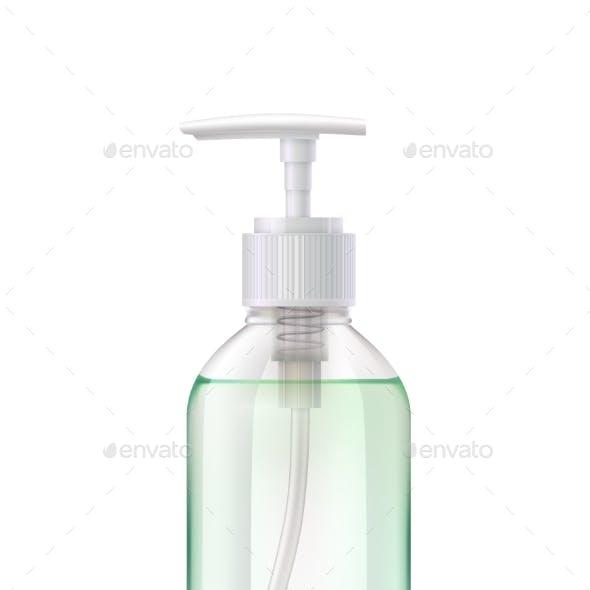 Hand Sanitizer Dispenser Composition