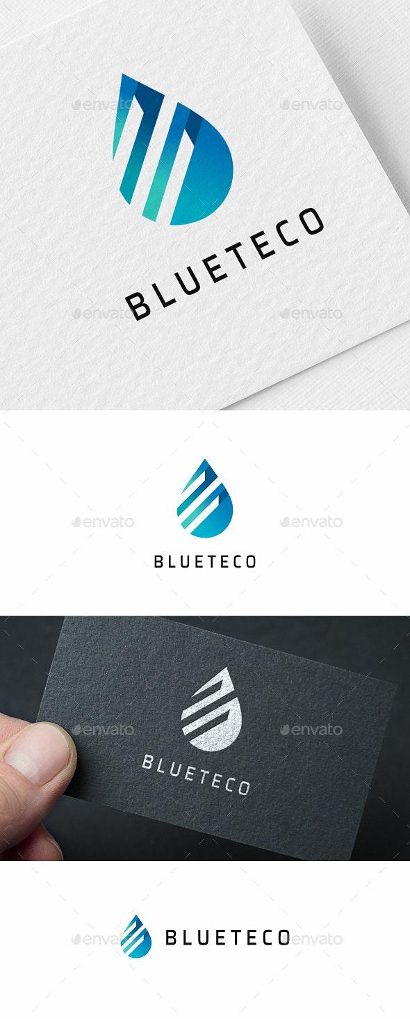 Drop - Nature Logo Templates