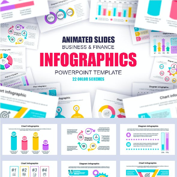 Infographics PowerPoint Presentation Template