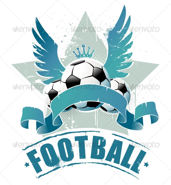 Football attributes - Sports/Activity Conceptual