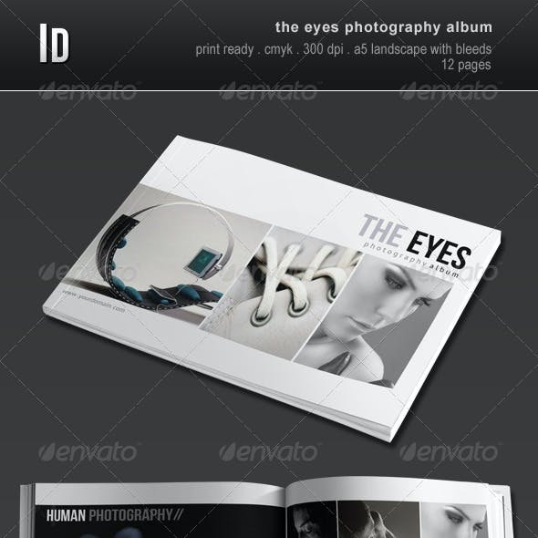 The Eyes Photography Album