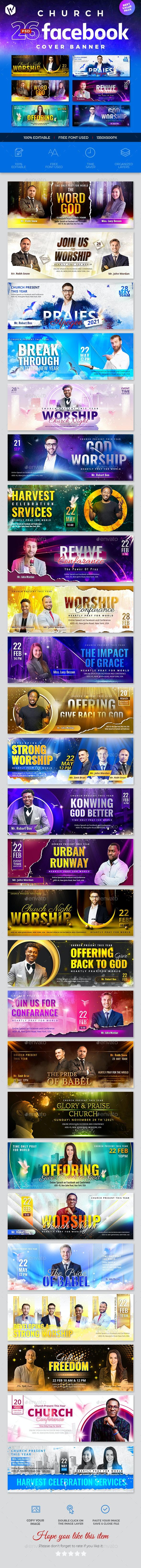 26 Church Facebook Cover Banner - Facebook Timeline Covers Social Media