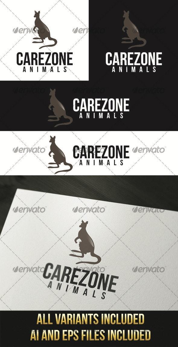 Carezone Logo - Animals Logo Templates
