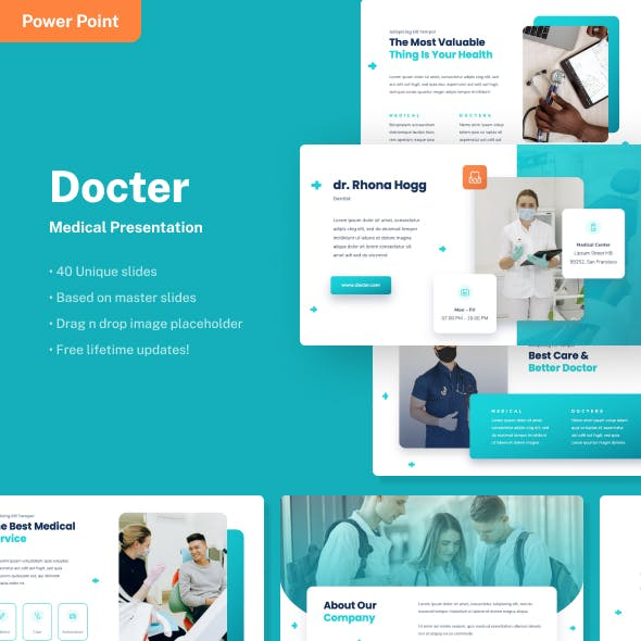Docter - Medical Power Point Presentation