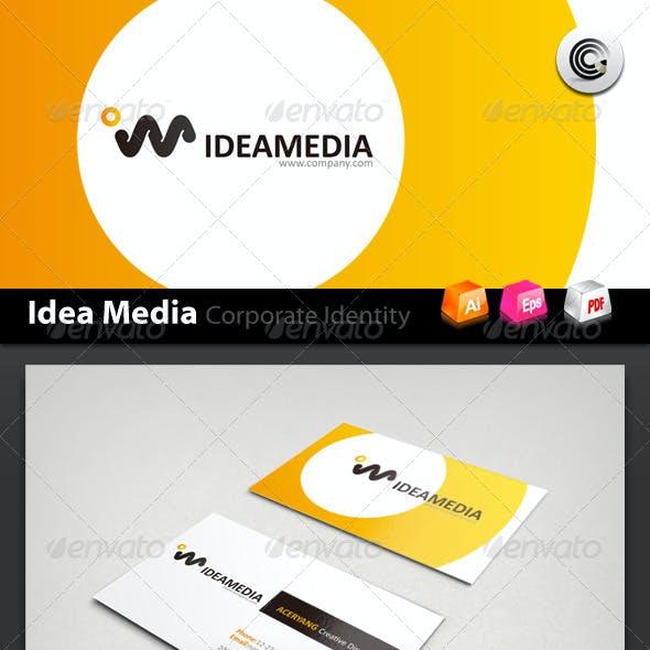 Idea Media Corporate Identity