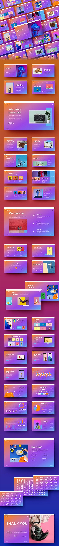 Minas – Business Google Slides Template - Google Slides Presentation Templates