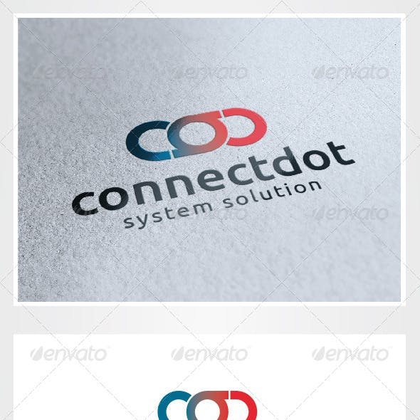Connect Dot Logo