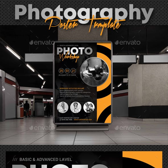 Photography Poster V3