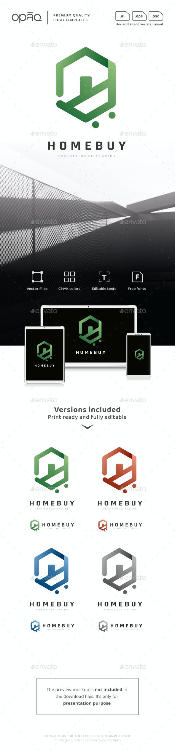 Easy Home Shopping Logo - Symbols Logo Templates