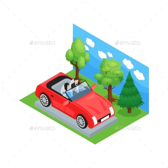 Studio Shooting Car Composition - Industries Business
