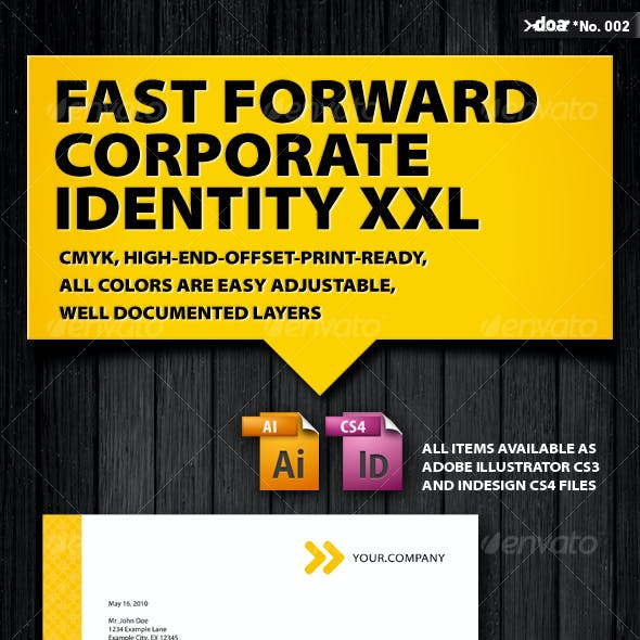 Fast Forward - Corporate Identity
