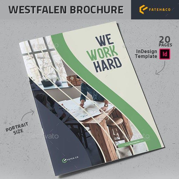 Westfalen Brochure