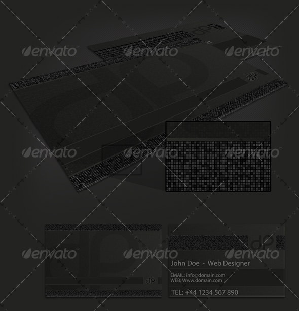 DP Business Card - Corporate Business Cards