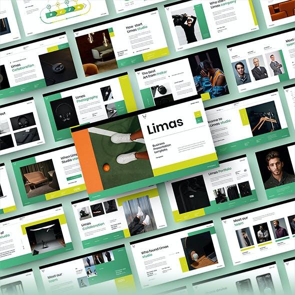 Limas – Business Google Slides Template