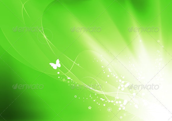Abstract nature background  - Backgrounds Decorative