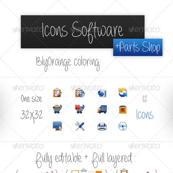 12 - Icons Software