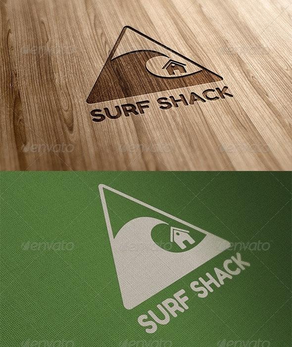 Surf Shack - Symbols Logo Templates