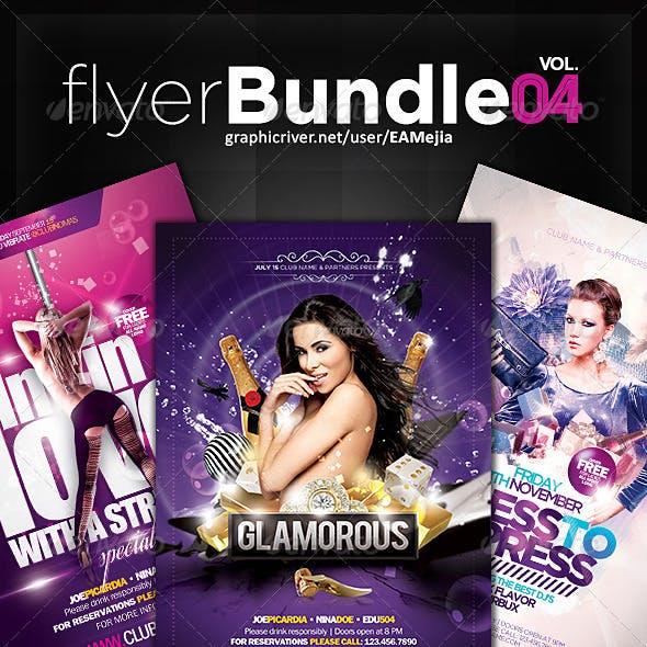 Flyer Bundle Vol. 4