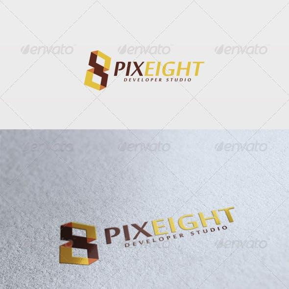 Pixel Eight Logo