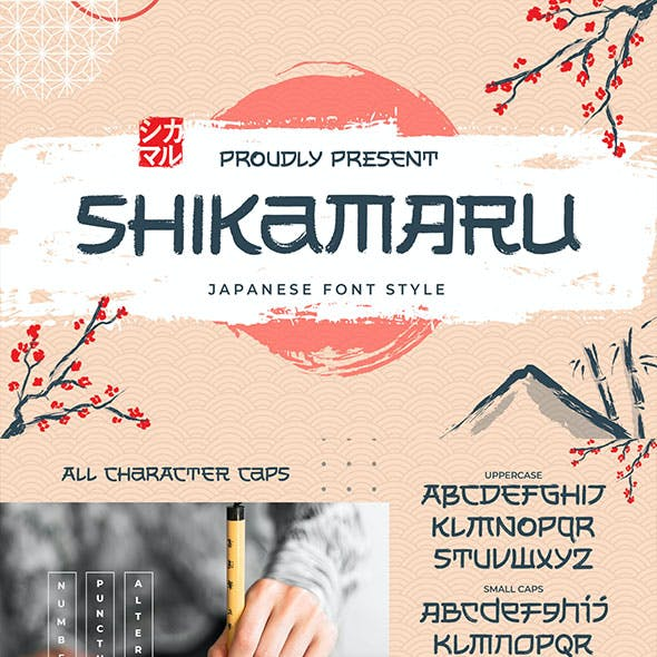 Shikamaru - Japanese Style