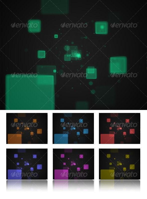 Square Star Field Website Background - Backgrounds Graphics