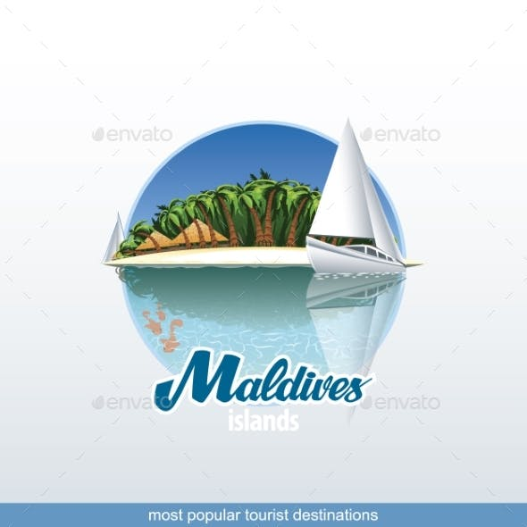 Maldives Is the Most Popular Tourist Destination