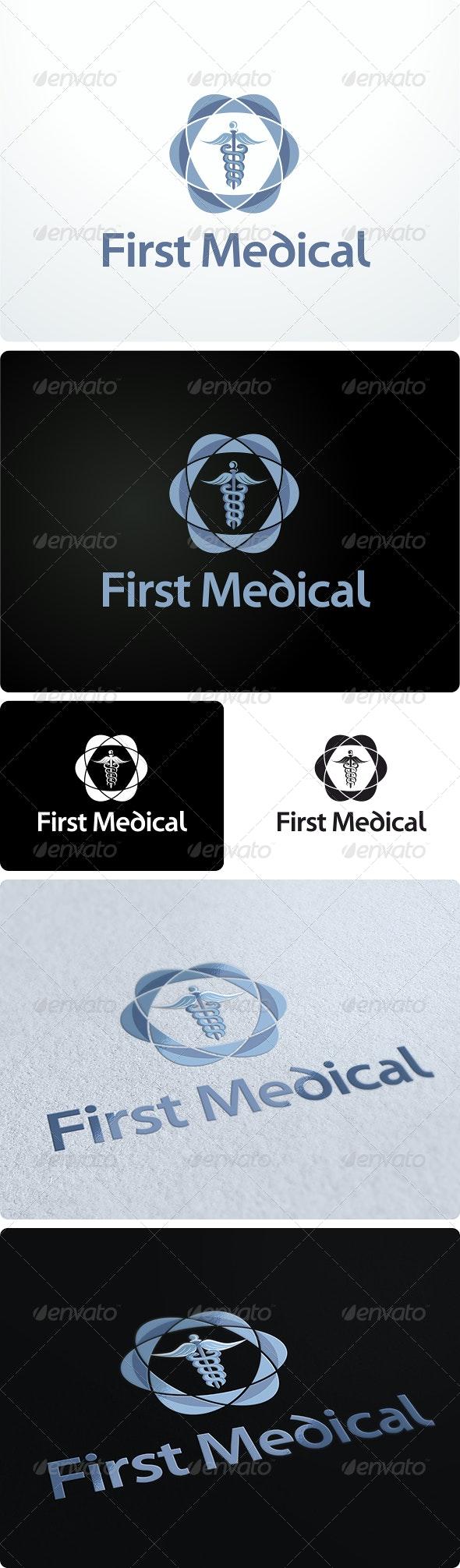 Medical Logo Design - Symbols Logo Templates